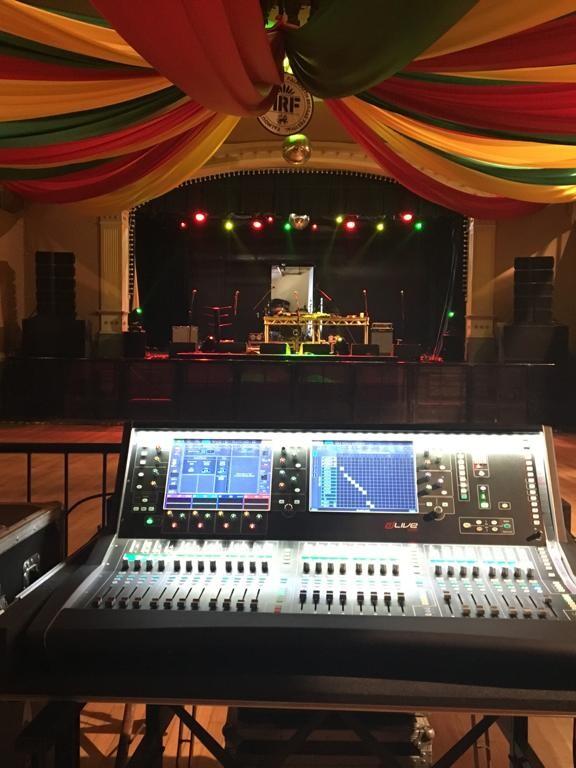Falmouth Reggae Festival Production