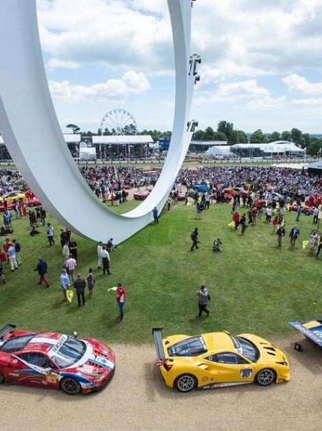 Goodwood Festival of Speed Production