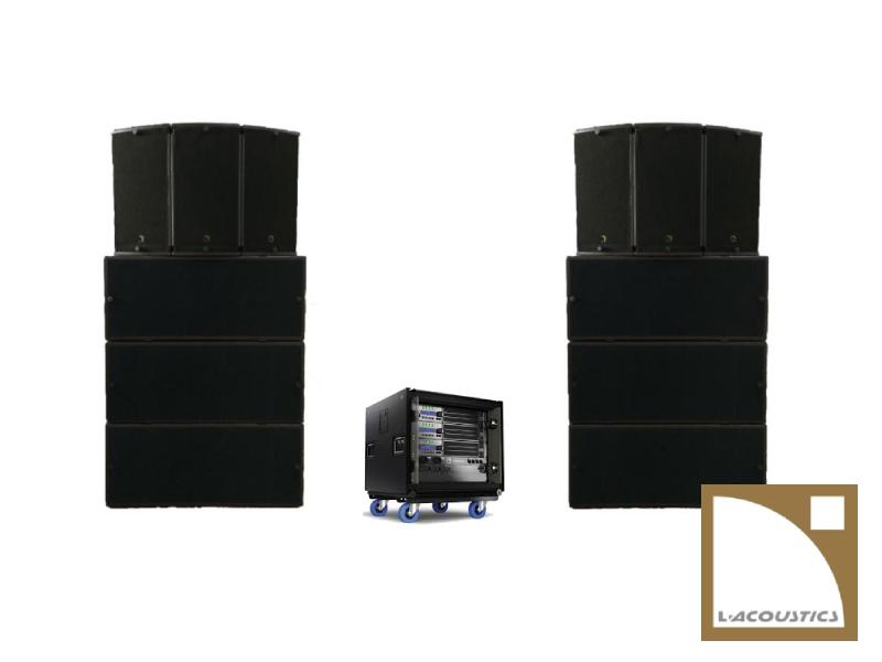 bristol lacoustics system hire