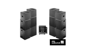 large party speaker