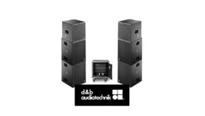 d&b sound hire